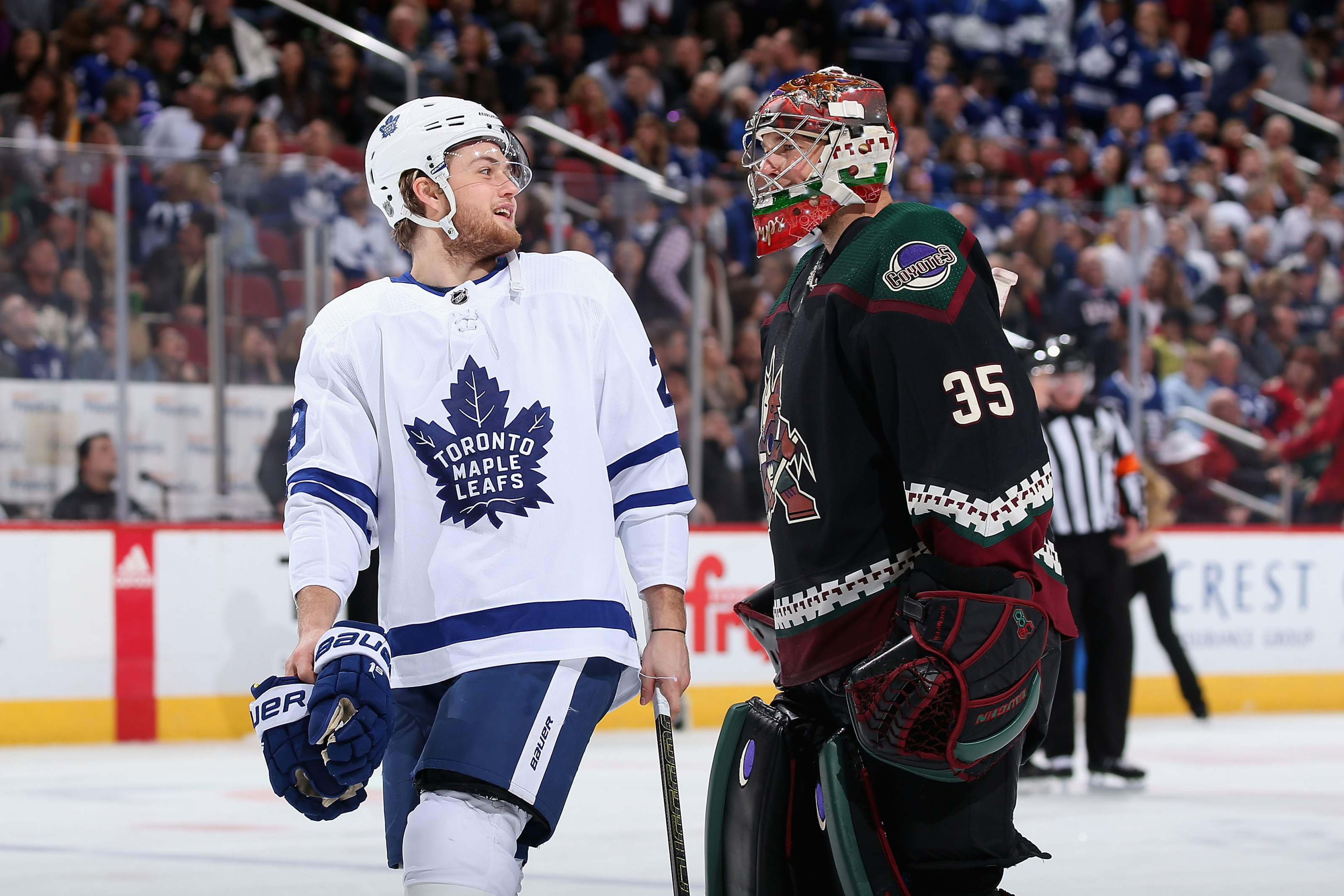 Toronto Maple Leafs Hypothetical Trade With The Coyotes