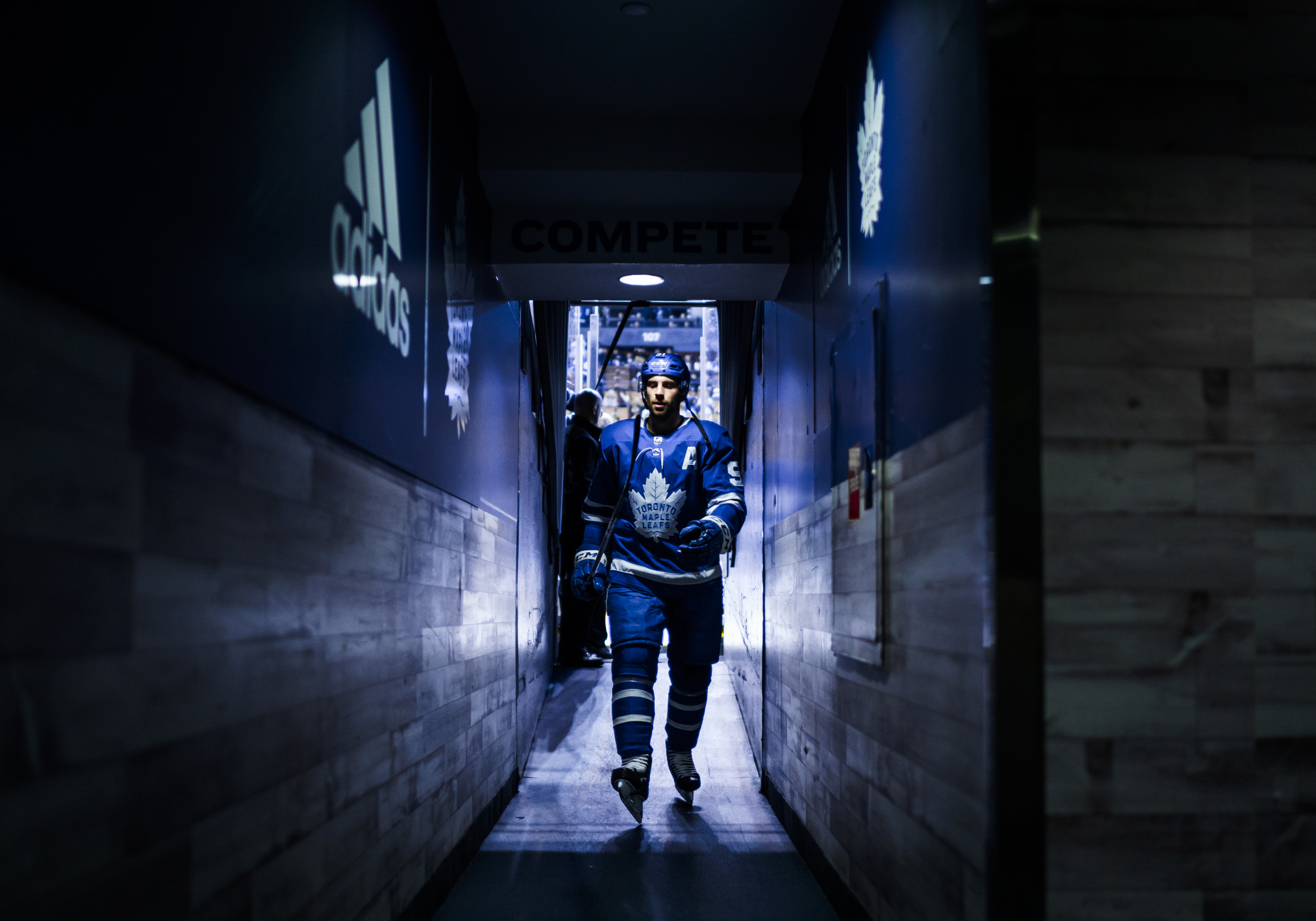 Toronto Maple Leafs Need Players Who Bleed Blue or Be Gone