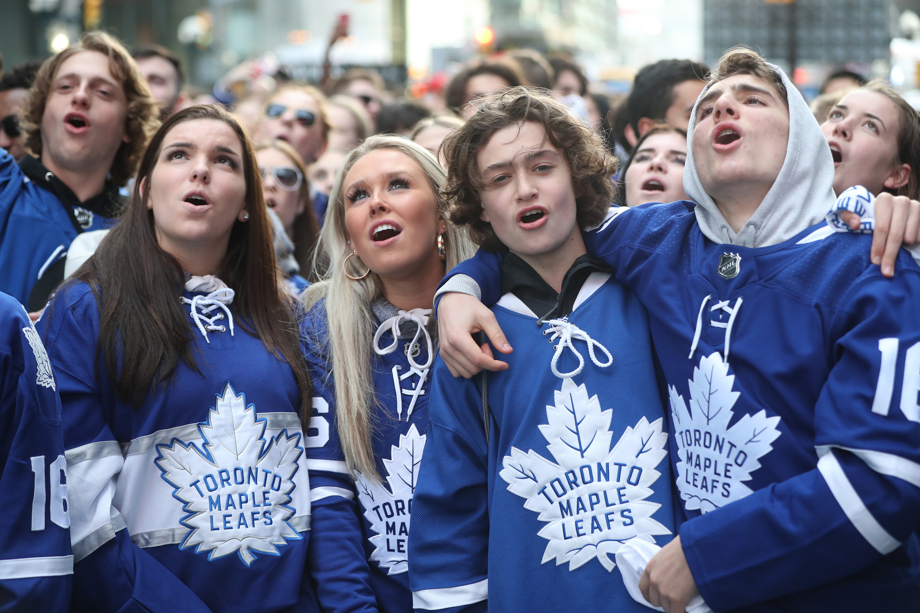 Where The Toronto Maple Leafs Rank On The Fansided 250