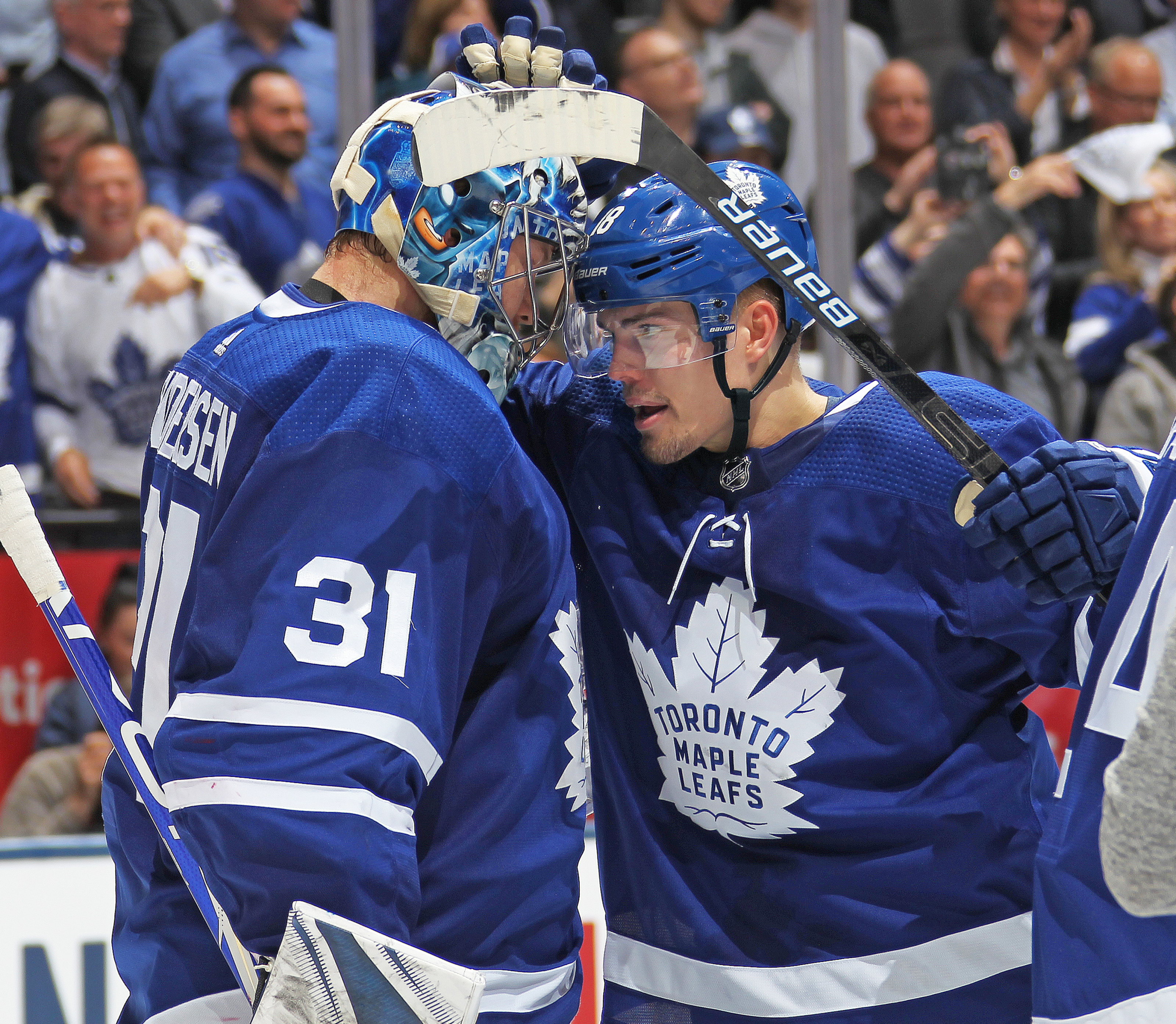 4 Toronto Maple Leafs Players Supposedly Available As Trade Rumours Swirl