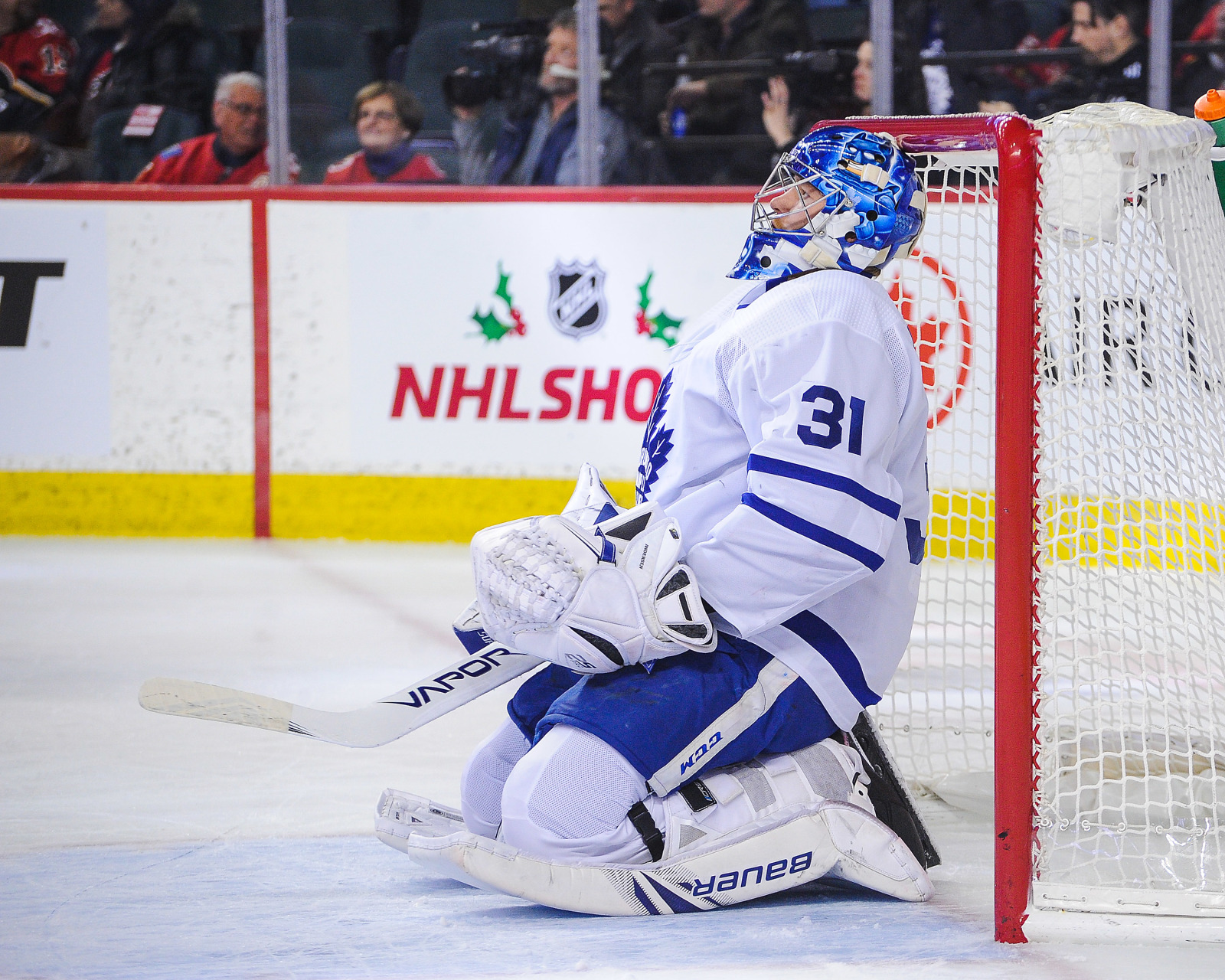 A Toronto Maple Leafs Frederik Andersen Hot Take