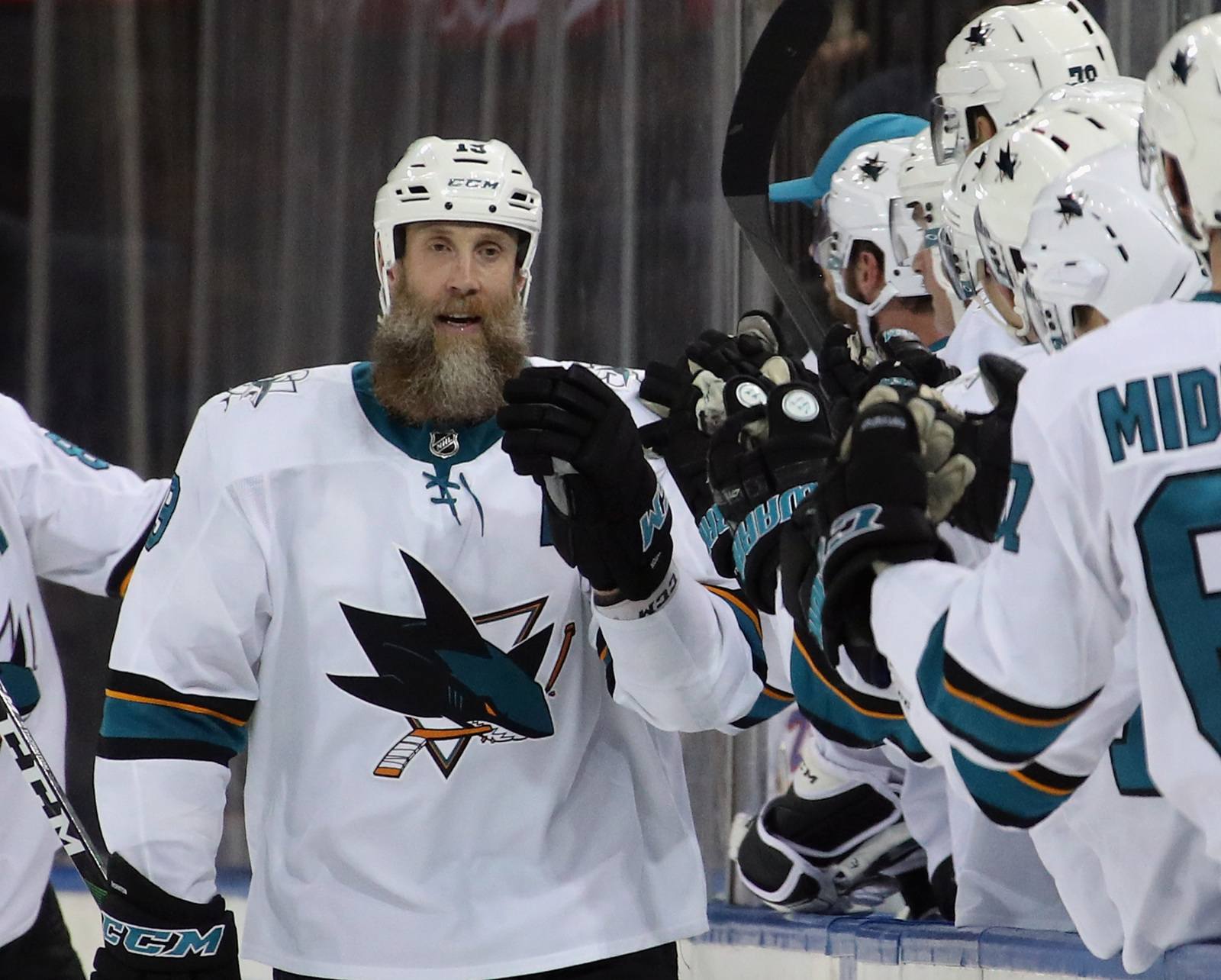 The Toronto Maple Leafs Should Sign Joe Thornton In The Offseason