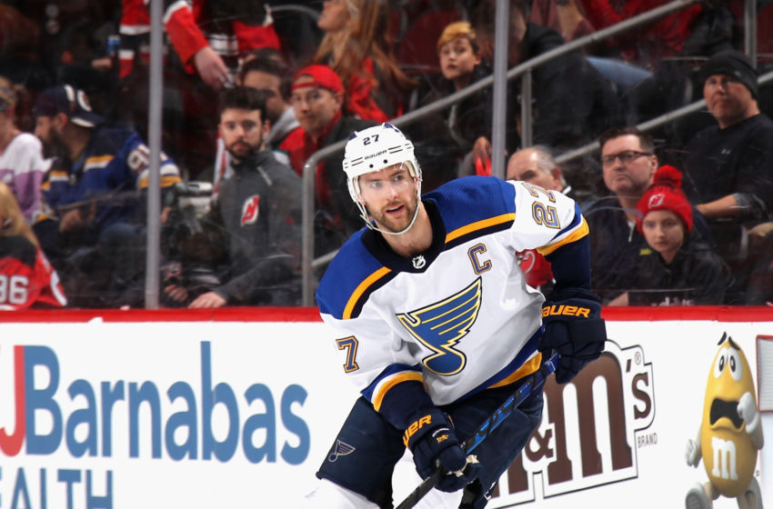 Do Bad Blues Signings Make Alex Pietrangelo To The Toronto Maple Leafs More Likely