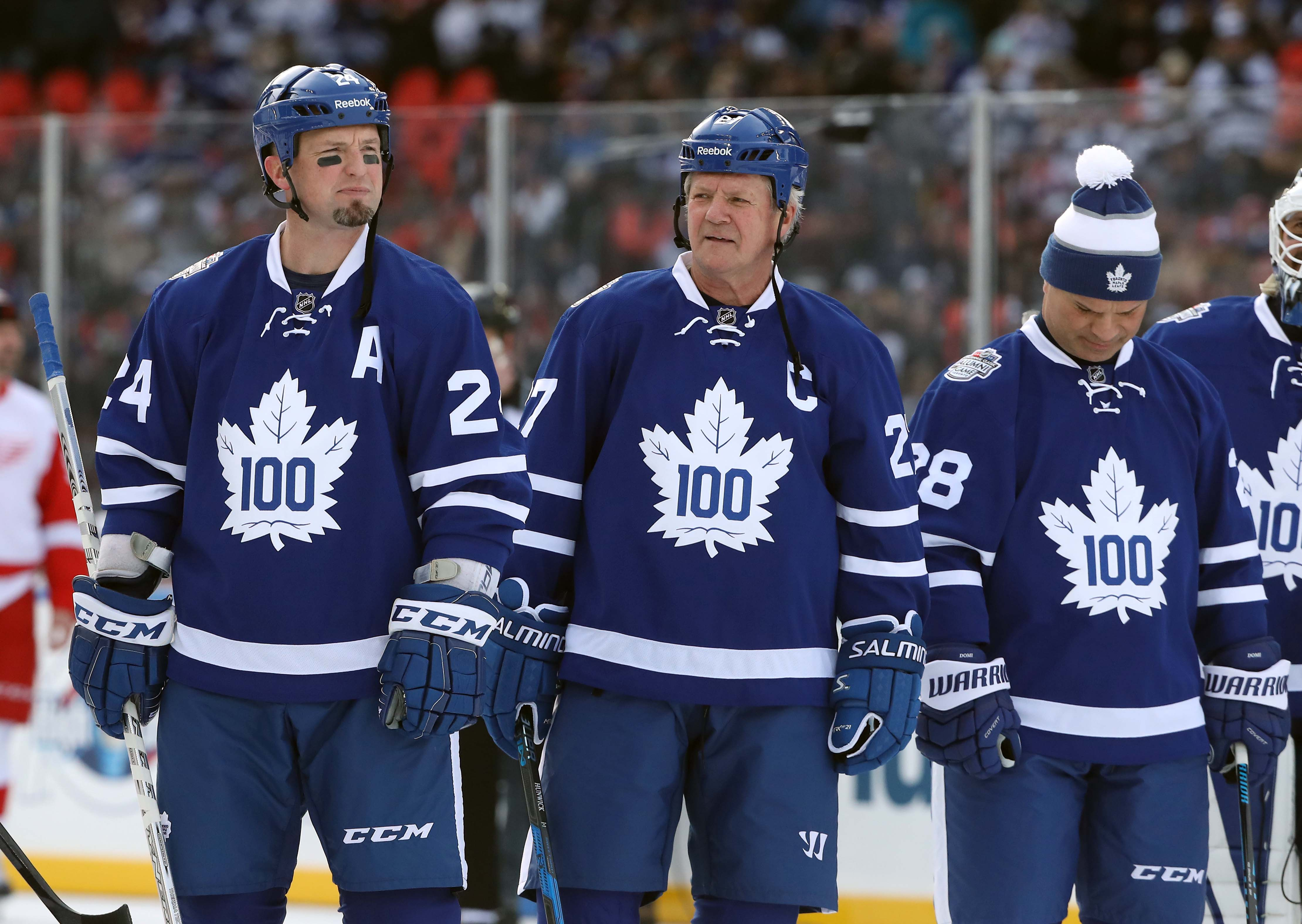 Top Five Captains in Toronto Maple Leafs history. - Page 2 ab77b412d
